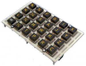 Deckel Tastatur 1 (Grundig) © Siebert Werkzeugmaschinen